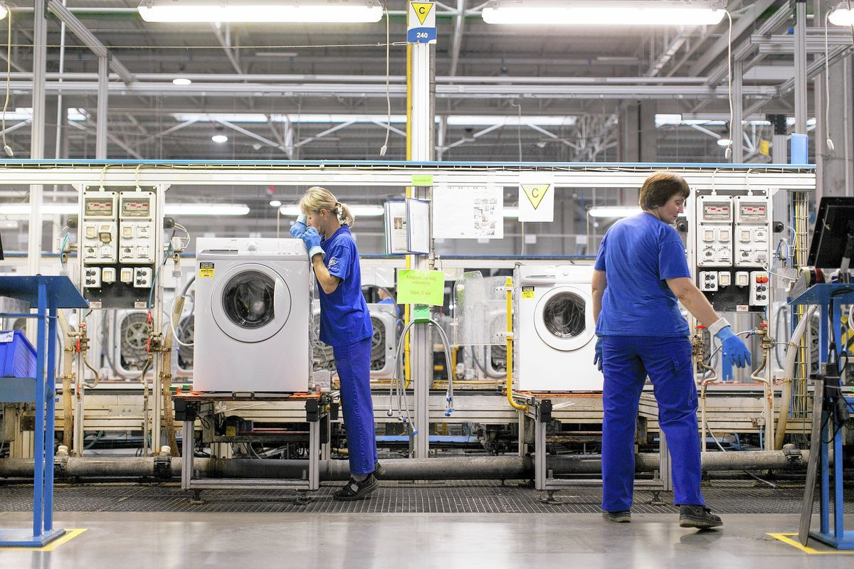 Benefits Of Outsourcing Laundry Services