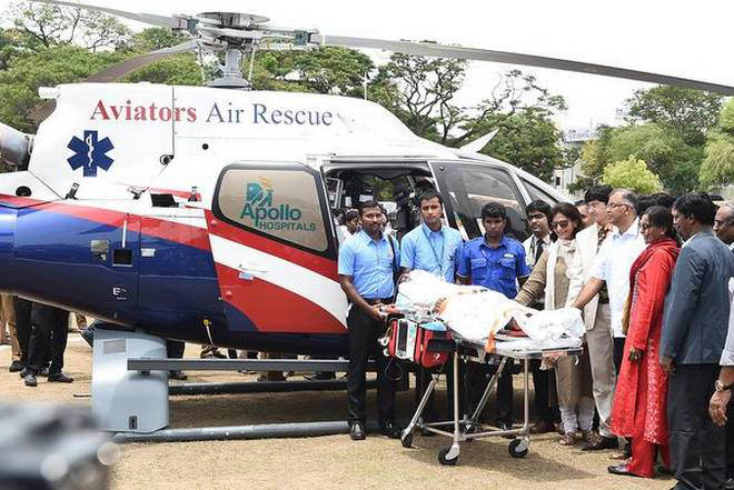 Growing Demand and Applications of Helicopter Services in India
